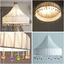 2 light pendant canopy auc askm rakuten global market beaded pom pendant light canopy