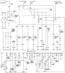 1995 honda accord wiring diagram 1995 wiring diagrams collection