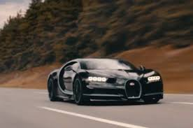 first bugatti watch a bugatti chiron go from zero to 249 mph and back to zero in