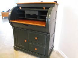 riverside roll top desk barrel roll top desk made by riverside furniture russlelv flickr