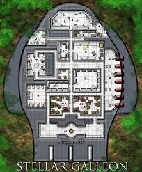 Battlestar Galactica Floor Plan Shadowrun Floorplan Wohnkomplex Stock 4 Shadowrun