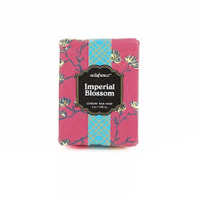 paper wrapped soap imperial blossom jardins du seda paper wrapped soap