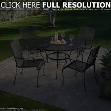 Wrought Iron Patio Furniture Used by Wrought Iron Patio Set Used Patio Decoration