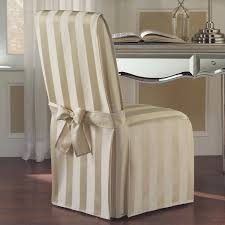 Dining Room Chair Covers Cheap by Amazon Com United Curtain Madison Dining Room Chair Cover 19 By 18