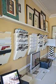 Office Wall Organizer Ideas 54 Best New House Office Images On Pinterest Hairstyles Office