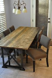 Pallet Wood Table Made By My Wonderful Husband Metal Carlisle by 215 Best Projects To Try Images On Pinterest Home Kitchen