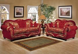 Captivating Red Living Room Furniture For Home  Red Leather - Red leather living room set