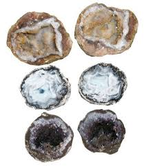 Geode Ring Box Amazon Com Break Your Own Geodes High Quality Kit 12 Whole Geodes