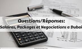 bureau de recrutement dubai packages négociations et salaire a dubai