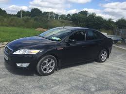 used ford mondeo 2009 diesel 1 8 black for sale in monaghan