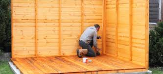 How To Build A Shed Base Out Of Wood by Shed Base Preparation Doityourself Com