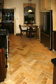 Herringbone Tile Floor Kitchen - explore tile st louis floor installation works of art st louis mo