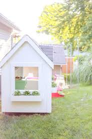 Cute Backyard Ideas by 8298 Best Backyard Playhouse Ideas And Plans Images On Pinterest