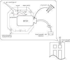 Closet Door Switch Wiring Diagram Superior Closet Door Switch For Light 3