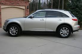2007 infiniti fx35 information and photos momentcar