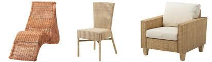ikea sedie e poltrone come scegliere le sedie etniche in legno vimini rattan bamb