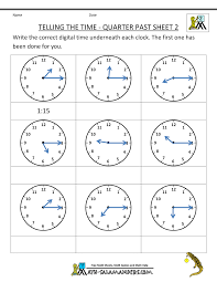 time worksheets 2nd grade free worksheets library download and