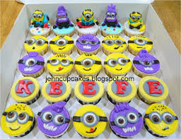 minion wedding cake topper awesome bob the builder cupcake toppers