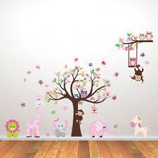 ebay kinderzimmer tier aufkleber mit bildmotiven fürs kinderzimmer ebay