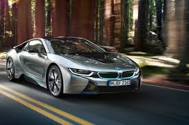 bmw i8 gold bmw unveils the production i8 a hybrid supercar to challenge