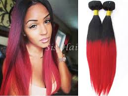 remy hair extensions 1 bundle 8a ombre remy hair silky wavy t1b