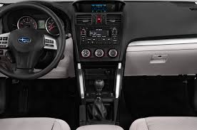 subaru touring interior 2015 subaru forester reviews and rating motor trend