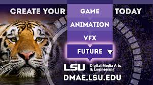 digital media arts u0026 engineering home lsu dmae