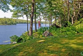 new hampshire maine and massachusetts waterfront lake homes for