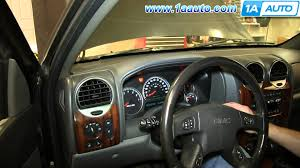 how to reset change oil soon light gmc envoy chevy trailblazer