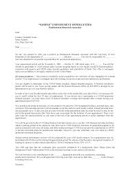 awesome collection of sample cover letter for postdoc position in