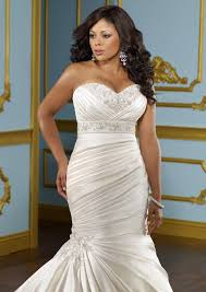 wedding dresses for lustrous plus size satin wedding dress style 3116 morilee