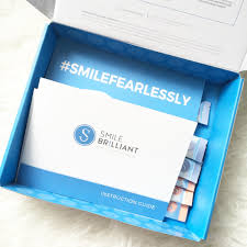smile brilliant don u0027t be afraid to smile teeth whitening system
