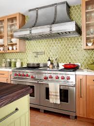 Kitchen With Light Cabinets Tfactorx Page 41 Glass Tile For Kitchen Backsplash Brick