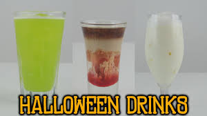 zombie brain shot alien blood u0026 screaming banshee halloween