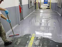 cementitious polyurethane flooring system installation