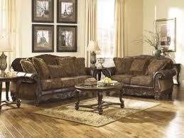ashley furniture sofa sets ashley furniture fresco durablend antique sofa and loveseat 6310038