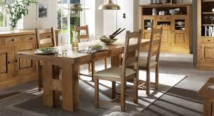 Oak Dining Table Uk Dining Room Furniture Oak Collection In Oak Dining Table Uk