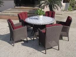 Plastic Patio Dining Sets - plastic rattan outdoor furniture descargas mundiales com