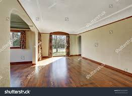 empty room interior tudor style home stock photo 520202869