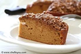 brown sugar and chocolate toffee cake recipe low fat chef in you