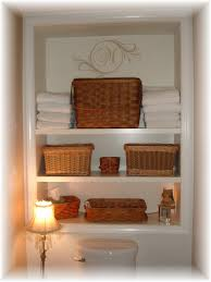 Over The Toilet Shelving This Is Better Than Just A Cabinet But It Still Looks A Little