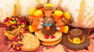 thanksgiving acorn treats no bake thanksgiving cookies oreo candy corn turkeys rolo