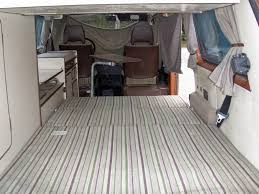 Upholstery Oakland Ca 82 Westy Camper W Fresh 1 8l Jetta Engine Auction In Oakland Ca