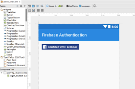 android log add and login to your app with firebase and fabric