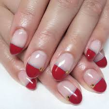beautiful french nail designs design trends premium psd