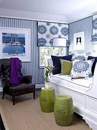 Blue Home Decor Blue And White Home Decor Marceladick