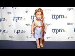cute hairstyles for our generation dolls our generation peyton doll from battat youtube