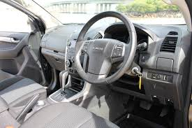 isuzu dmax interior isuzu d max review