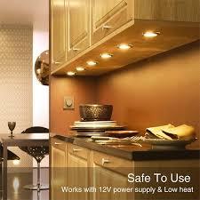 best kitchen cabinet led lighting led cabinet lighting dimmable led puck lights dc 12v