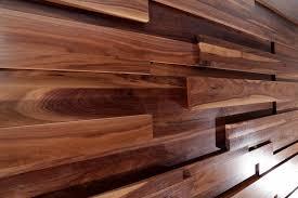 sunshiny horizontal wood wall paneling along with wall covering